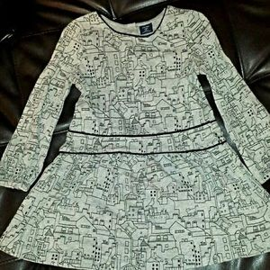 3t Girls City Dress